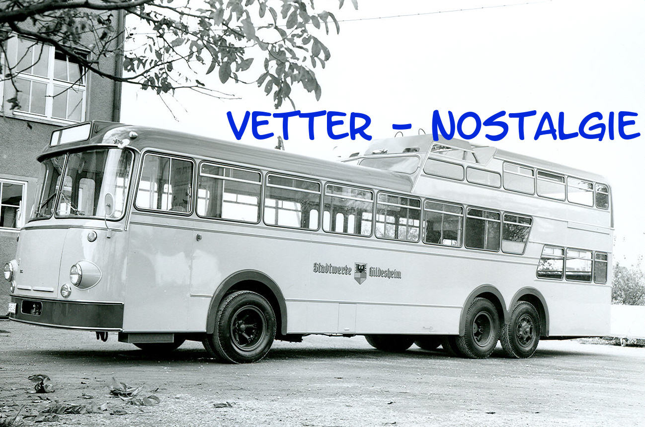 Vetter-Nostalgie DVD Fotoshow