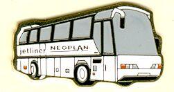 Krawatten-Nadel NEOPLAN-Jetliner N 216 SHD