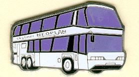 Krawatten-Nadel NEOPLAN-Skyliner N 122/3