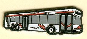 Krawatten-Nadel NEOPLAN-Megatrans N 4020/3