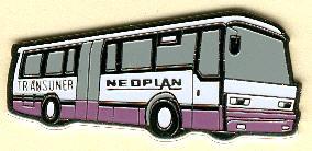 Krawatten-Nadel NEOPLAN-Transliner N 316
