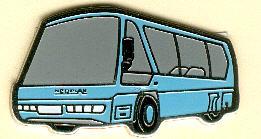 Krawatten-Nadel NEOPLAN-Metroliner N 8012