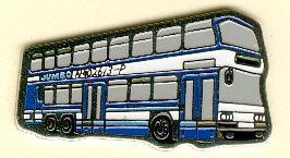 Krawatten-Nadel NEOPLAN-Ü-Linien DD N 4026/3P
