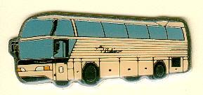Krawatten-Nadel NEOPLAN-Cityliner Platin-Edition