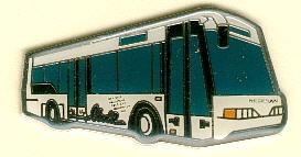 Krawatten-Nadel NEOPLAN-Regioliner - NF