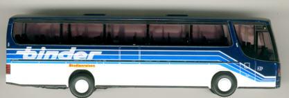 Rietze Setra S 315 HD binder-Studienreisen