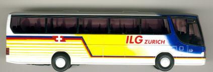 Rietze Setra S 315 HD ILG Zürich   CH-Sondermodell
