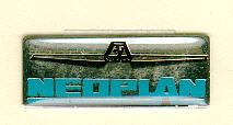 Krawatten-Nadel NEOPLAN-LOGO mit Schwinge