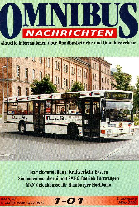 Omnibus-Nachrichten Nr.:1-01
