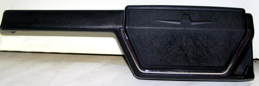NEOPLAN Bus-Handgriff mit Aschenbecher
