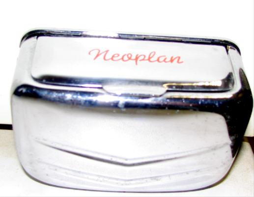 Original-Neoplan Aschenbecher