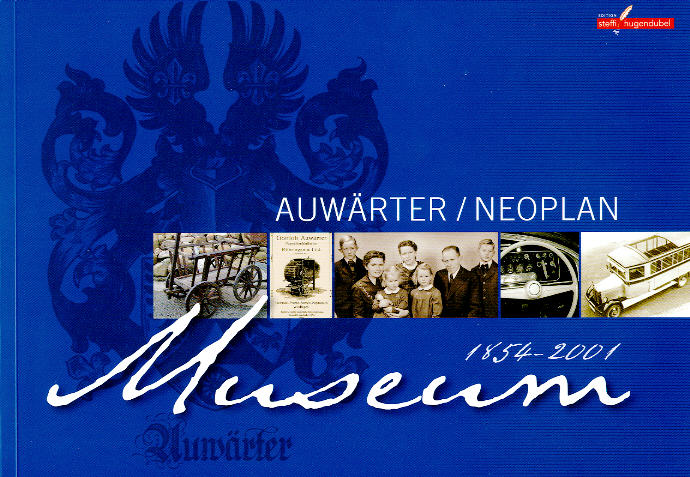 Neoplan - Auwärter Museum 1854-2001