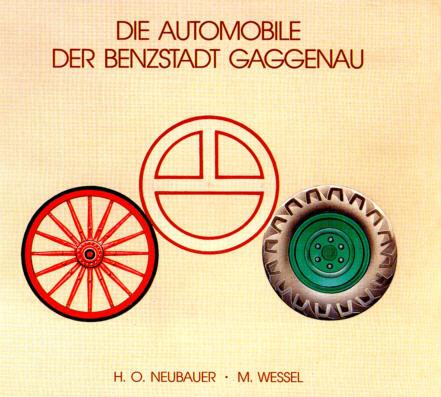 Die Automobile der Benzstadt Gaggenau