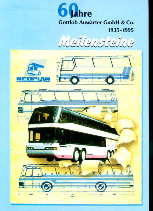 Neoplan - 60 Jahre 1935-1995