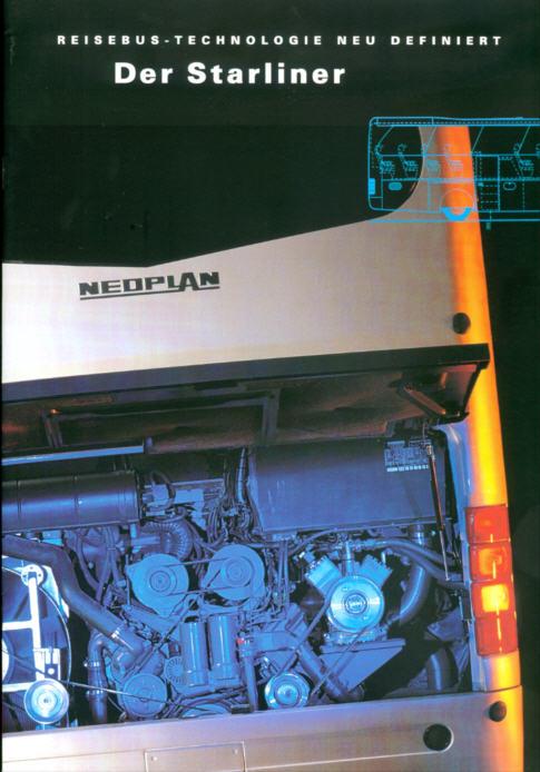 Prospekte Neoplan -  Starliner