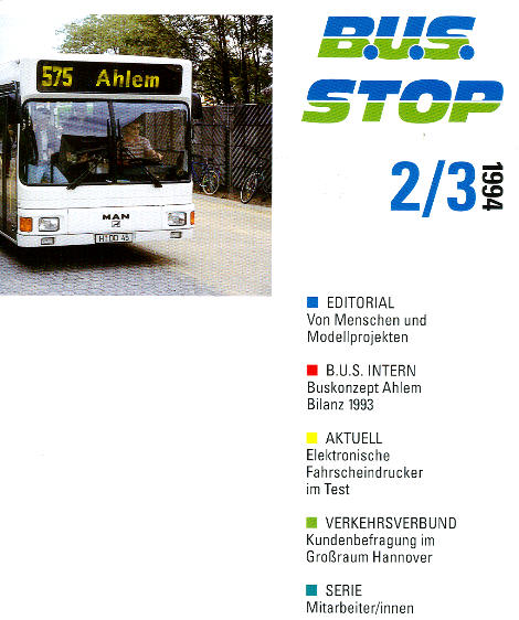 Bus Stop 2-3/94