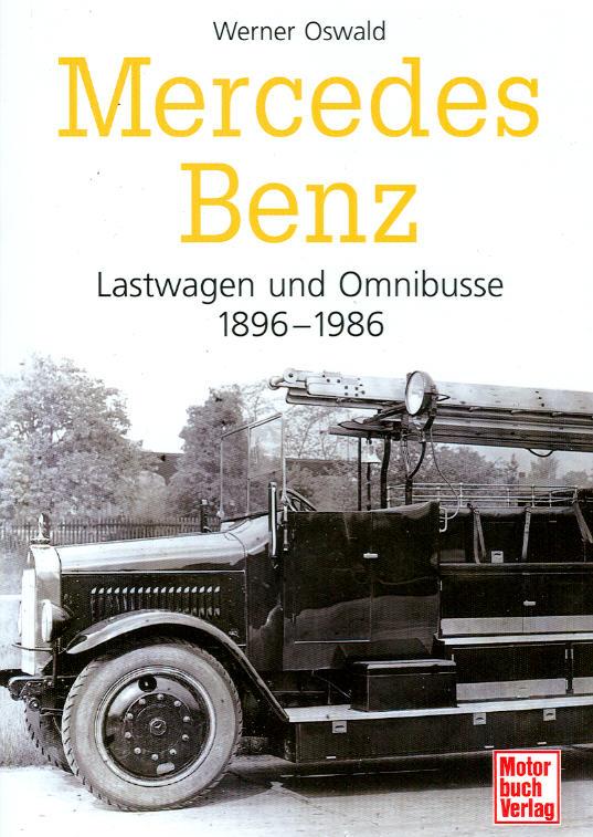 Omnibusse & Lastwagen 1896-1986