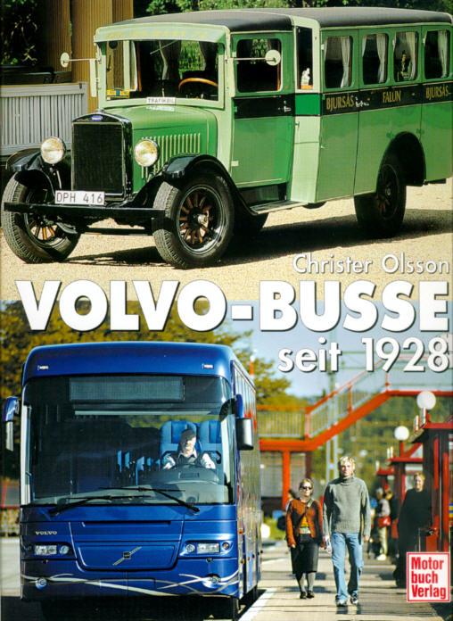 Volvo-Busse seit 1928