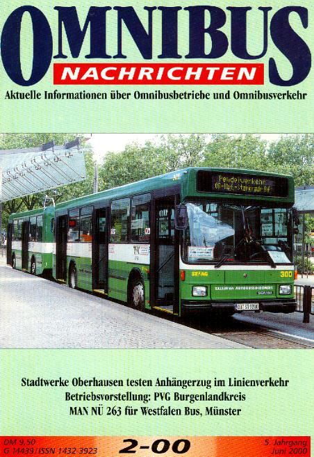 Omnibus-Nachrichten Nr.:2-00