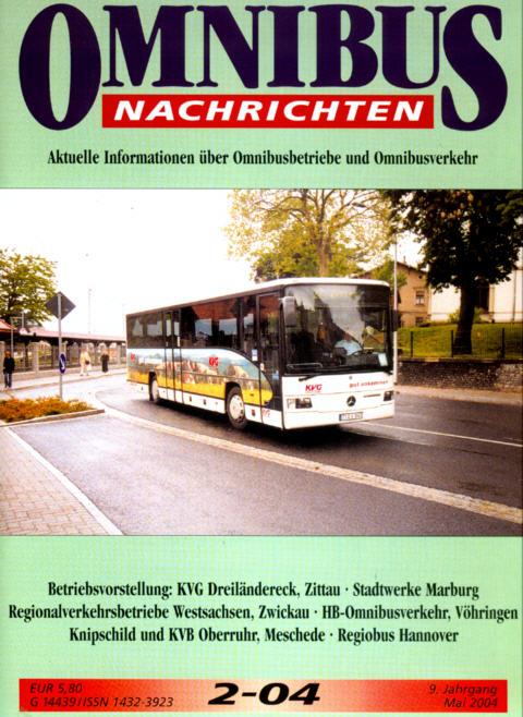 Omnibus-Nachrichten Nr.:2-04