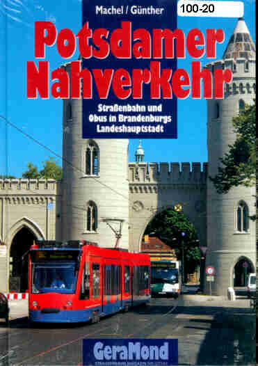 Potsdamer Nahverkehr Straßenbahn und Obus
