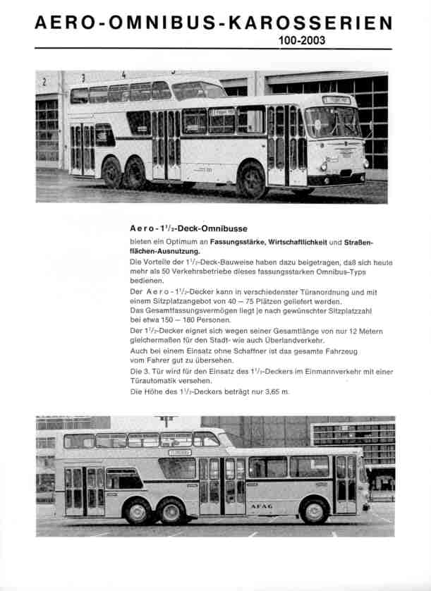 Ludewig, Essen Aero-Omnibus-Karosserien