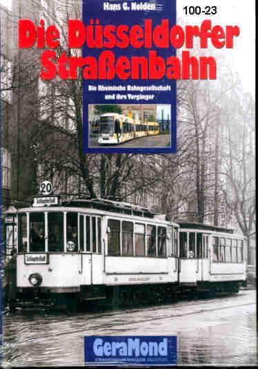 Düsseldorfer Straßenbahn Rhein.Bahnges.+Vorgänger