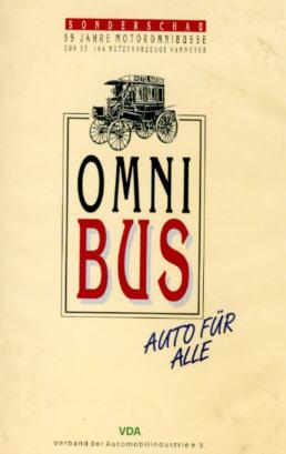 Omnibus - Auto für Alle