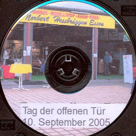 Tag der offenen Tür 2005 Film ca. 30 Min.