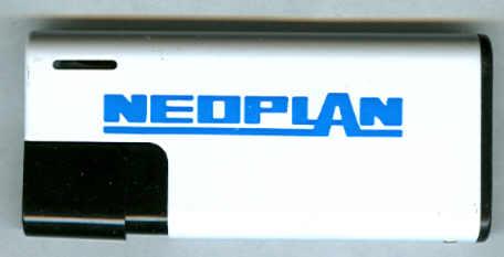 Original Neoplan-Feuerzeug