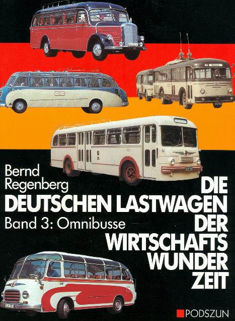 Omnibusse der Wirtschaftswunderzeit -  Band: 3