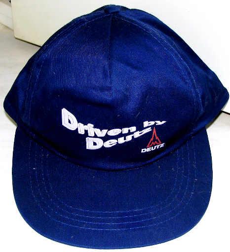 Schirmmütze KHD-Deutz