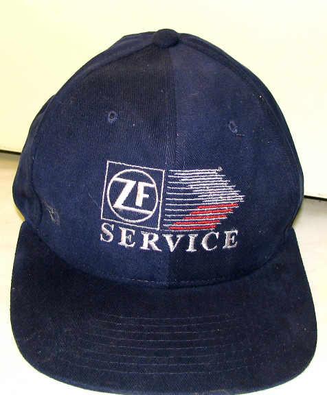 Schirmmütze ZF-Service