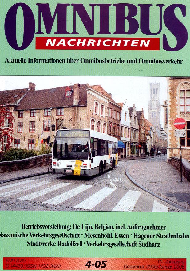 Omnibus-Nachrichten Nr.:4-05