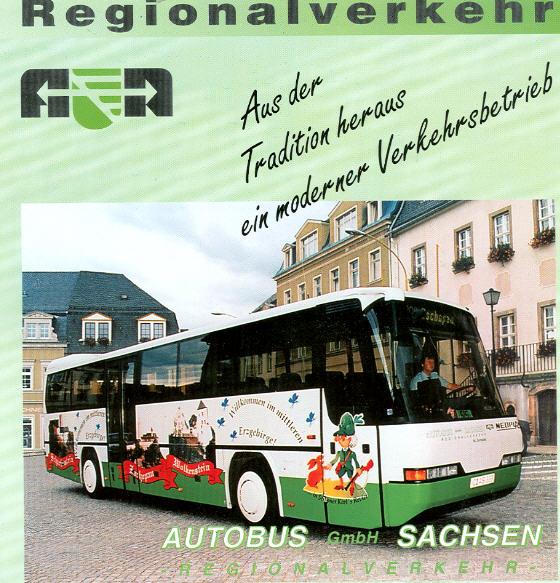 Autobus GmbH Sachsen Regionalverkehr