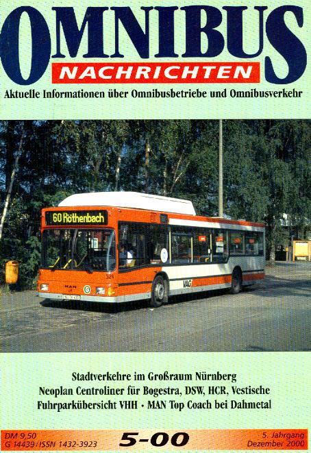 Omnibus-Nachrichten Nr.:5-00