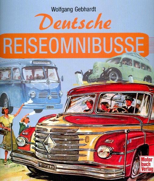 Deutsche Reiseomnibusse