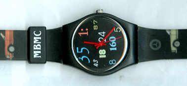 Armbanduhr MBMC