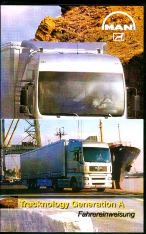 MAN Trucknologie A Fahrereinweisung