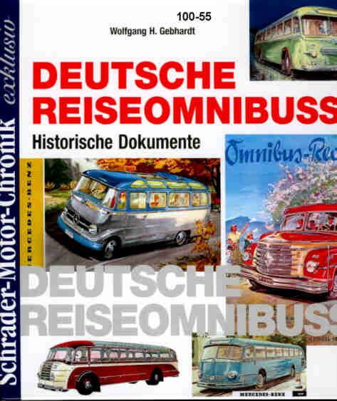 Deutsche Reiseomnibusse Historische Dokumente
