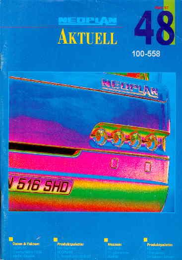 Neoplan - Aktuell 48 03/97 - Hauszeitschrift