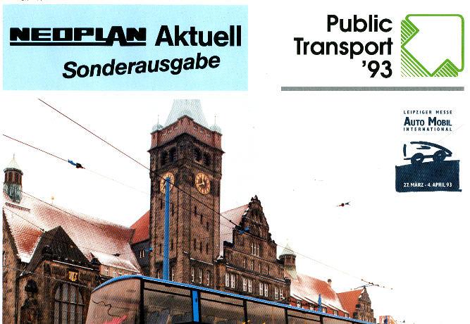 Neoplan - Aktuell Sonderausgabe/Megashuttle