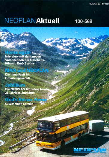 Neoplan - Aktuell 52 01/2001 - Hauszeitschrift
