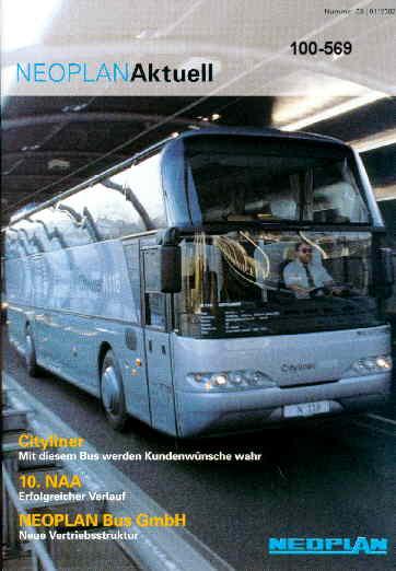 Neoplan - Aktuell 53 01/2002 - Hauszeitschrift