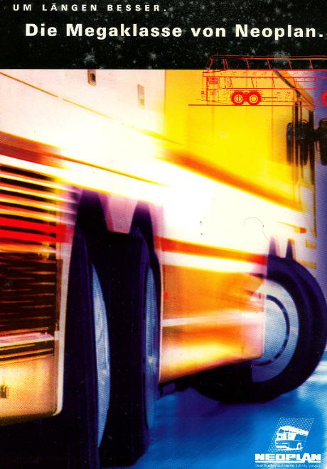 Neoplan Die Megaklasse von Neoplan