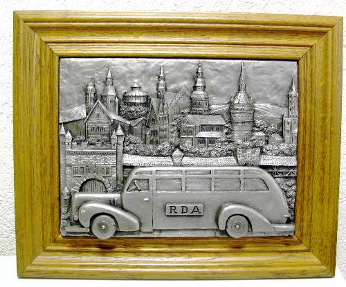 RDA Zinnbild / Omnibus