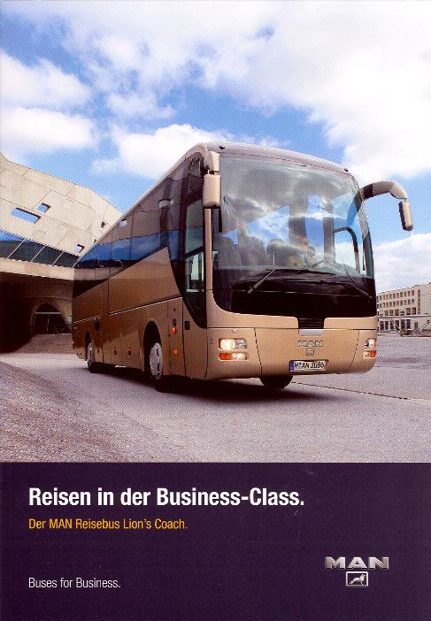 MAN Reisebus Lion's Coach