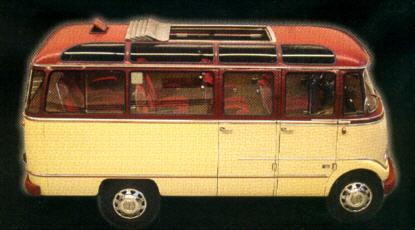 postkarte mercedes benz mb o 319 d 1957 omnibus modell shop rhein ruhr. Black Bedroom Furniture Sets. Home Design Ideas