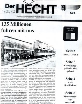 Der Hecht Dresdner VB