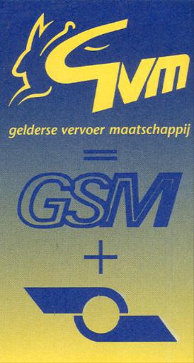 Aufkleber GVM+GSN (NL)